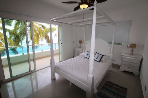 #4 Modern two bedroom condo in the heart of Cabarete