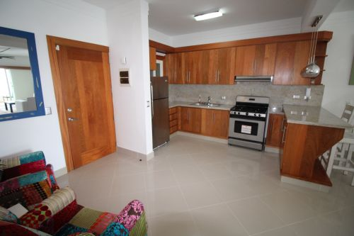 #5 Modern two bedroom condo in the heart of Cabarete