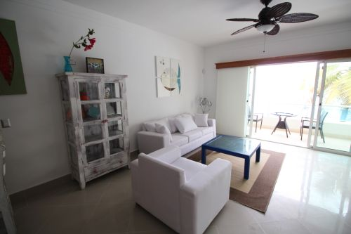 #6 Modern two bedroom condo in the heart of Cabarete