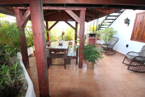 #9 Exclusive 5 bedroom penthouse steps away from Sosua beach