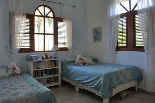 #2 Family Home with 3 Bedrooms and Guesthouse near Cabarete