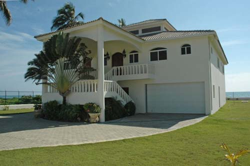 #4 Beachfront Villa in Cabarete