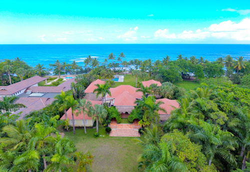 #17 Luxury Beachfront Villa with great rental income