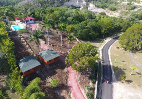 #0 Great View, Big Land, & 3 Houses near Sosua