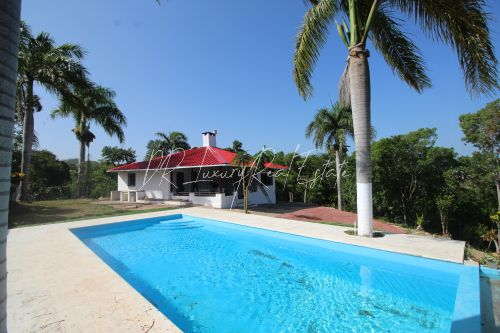#5 Great View, Big Land, & 3 Houses near Sosua