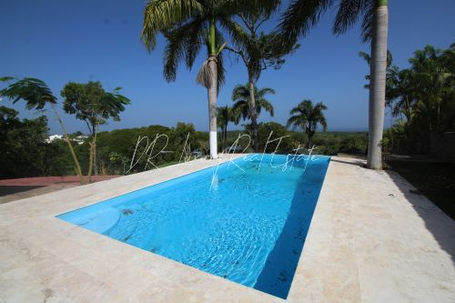 #8 Great View, Big Land, & 3 Houses near Sosua