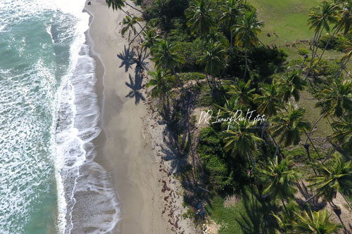 #0 Beach front lot for sale near Cabarete