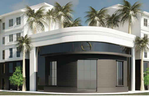 #5 Brand new luxury condos overlooking the 9th hole of the Hard Rock Golf Course