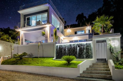 #0 Modern villa with four bedrooms for sale in Sosua