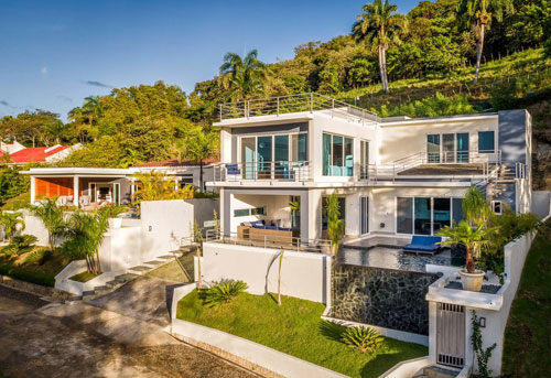 #5 Modern villa with four bedrooms for sale in Sosua