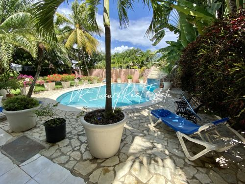 #1 Large Estate Home for Sale in Sosua