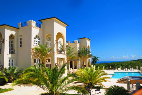 #0 Spectacular Mansion with 10 bedrooms and great ocean view