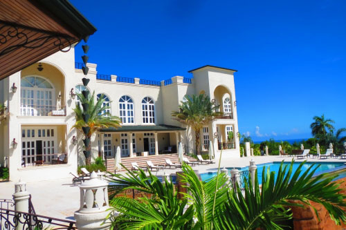 #10 Spectacular Mansion with 10 bedrooms and great ocean view