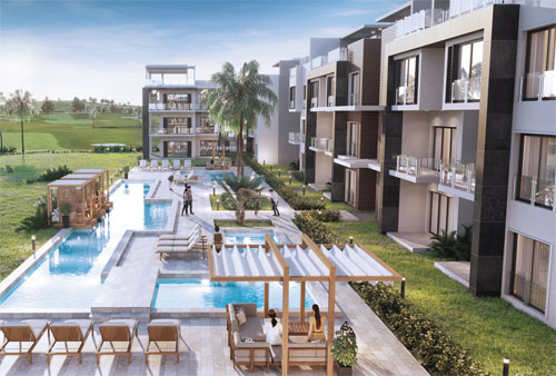 #2 New Apartment Project in Punta Cana