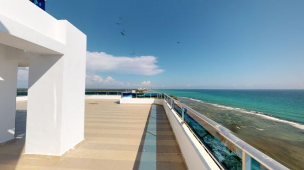 #0 Hugh Beachfront Penthouse for sale in Juan Dolio