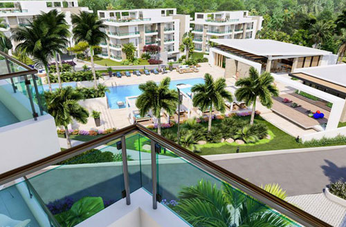 #4 Modern condos steps to world famous Encuentro Beach