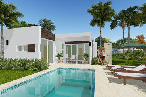 #11 Built to order - Modern villas in new gated community