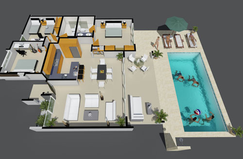 #12 Built to order - Modern villas in new gated community