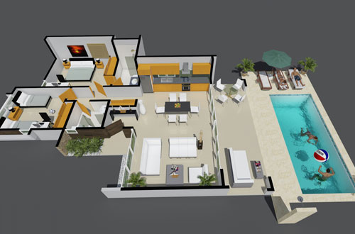 #13 Built to order - Modern villas in new gated community