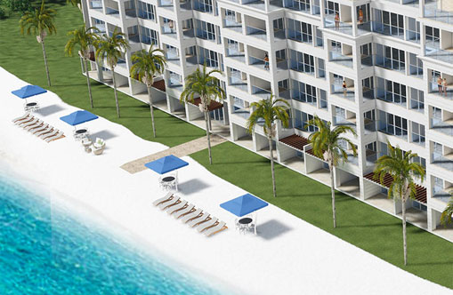 #2 BRAND NEW Luxury beachfront apartments in Puerto Plata
