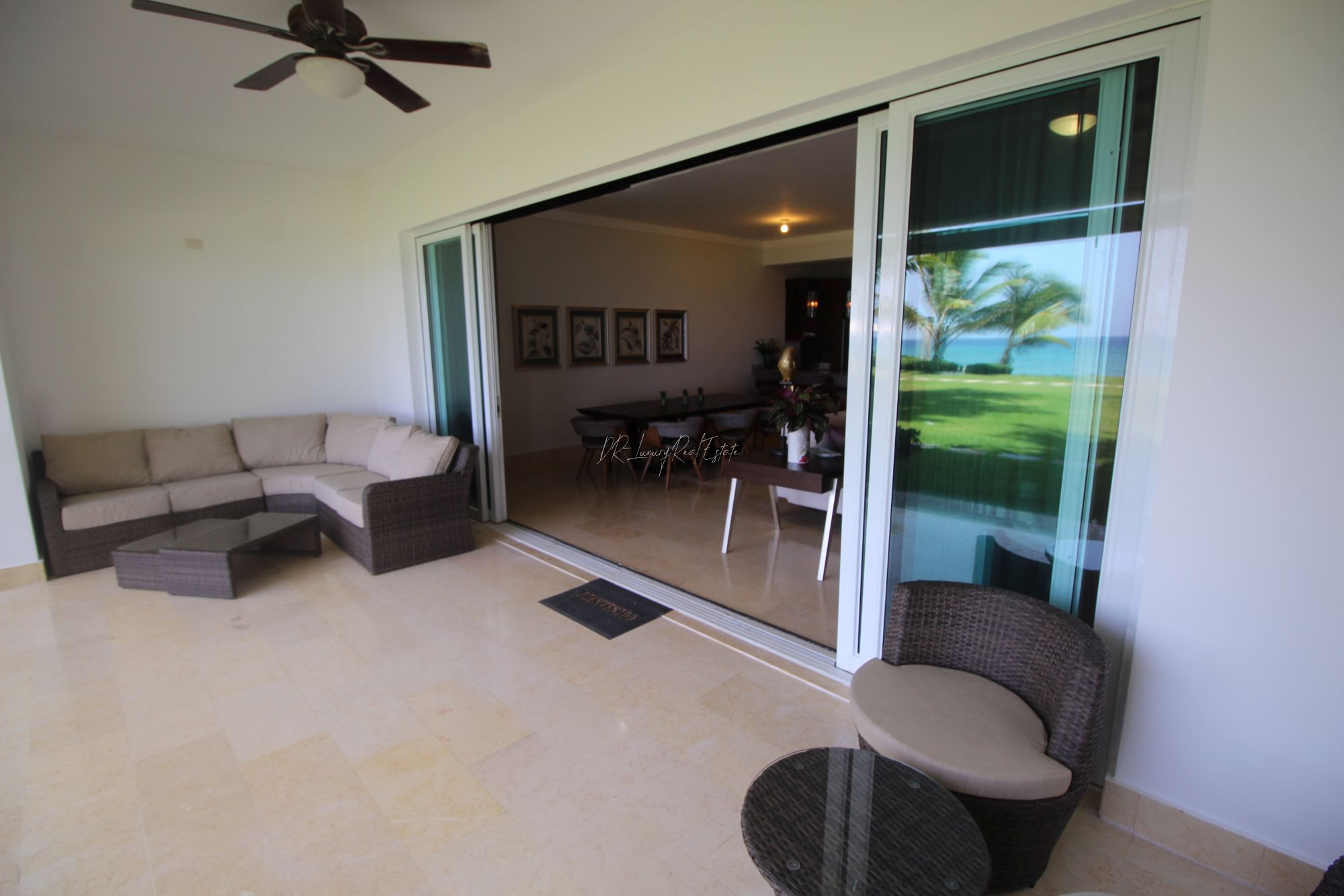 #15 Beautiful modern beachfront condo with 3 bedrooms
