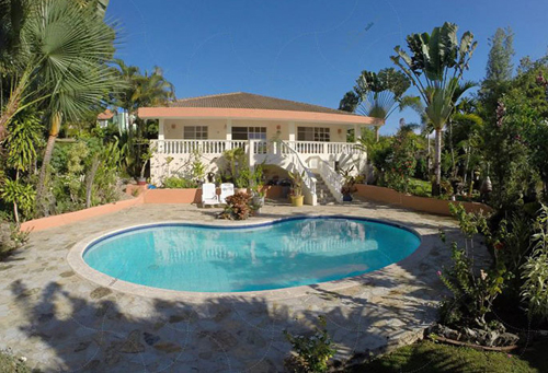 #0 Lovely villa in popular project close to downtown Sosua