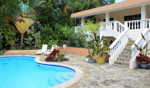 #1 Lovely villa in popular project close to downtown Sosua