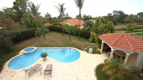 #13 High quality villa with amazing views in Sosua