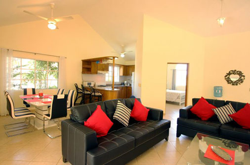 #13 Four bedroom villa with a separated 1 bedroom apartment