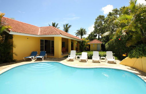 #6 Four bedroom villa with a separated 1 bedroom apartment