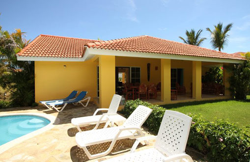 #7 Four bedroom villa with a separated 1 bedroom apartment