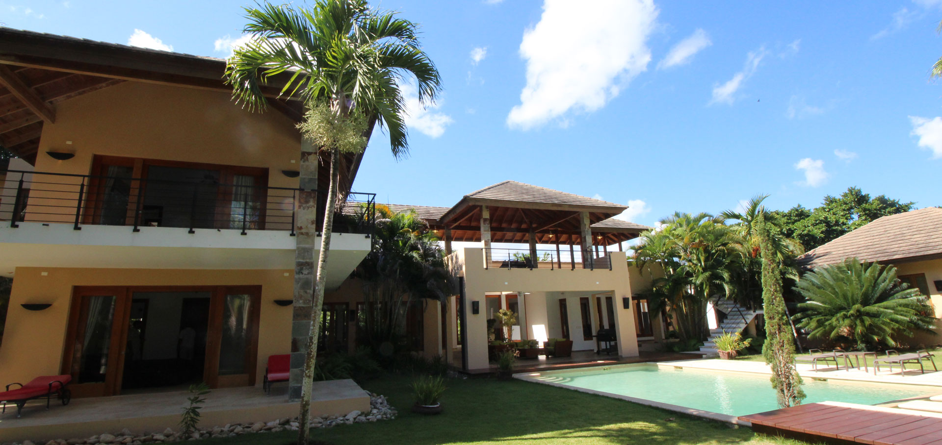 #0 Beautiful Villa with 6 bedrooms in a gated community Cabarete