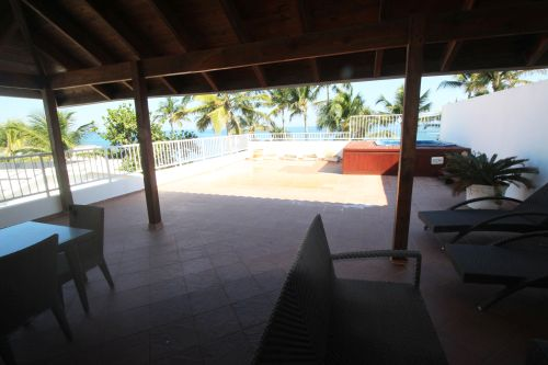 #13 Beachfront penthouse for sale right on Kite Beach Cabarete