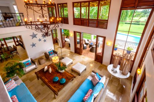 #6 Stunning mansion for sale in Casa de Campo