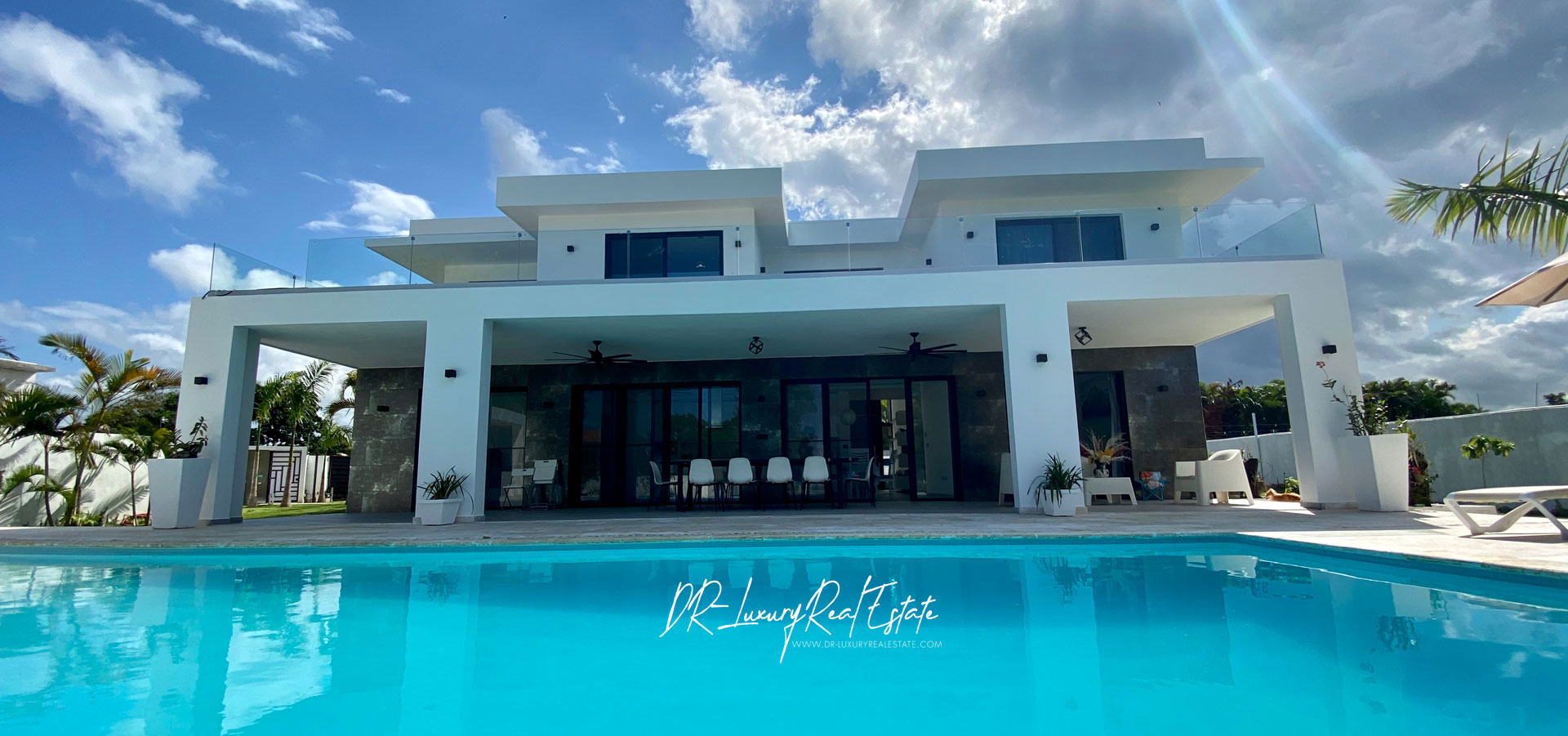 Modern Ocean view vi in the Dominican Republic