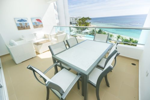 #9 Luxury Beachfront Penthouse for sale in Juan Dolio