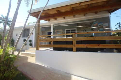 #12 Spacious 3 bedroom house in small community close to downtown Sosua