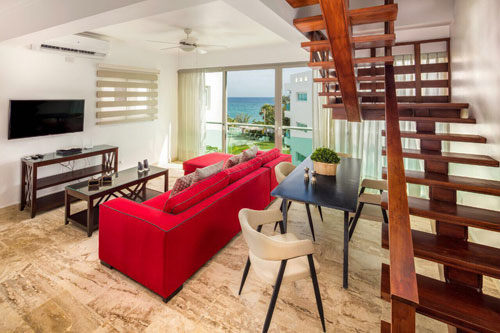 #1 Spectacular and Elegant Beachfront Penthouse