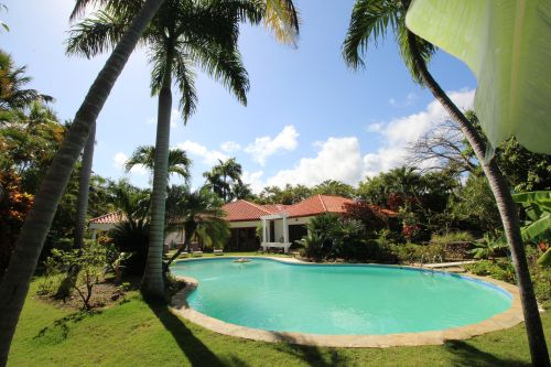 #16 Magnificent residence in popular gated beachfront community