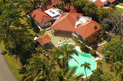 #17 Magnificent residence in popular gated beachfront community