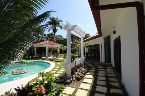 #2 Magnificent residence in popular gated beachfront community