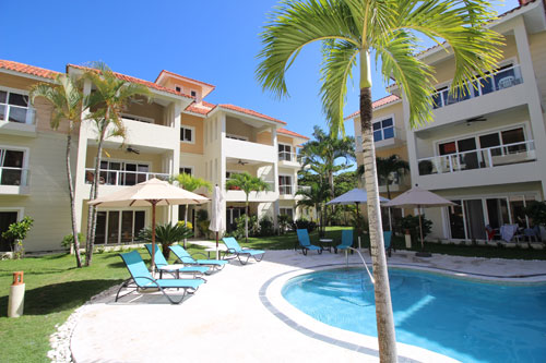 #0 Cabarete condo in gated community close to the beach