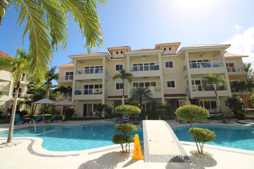 #9 Cabarete condo in gated community close to the beach