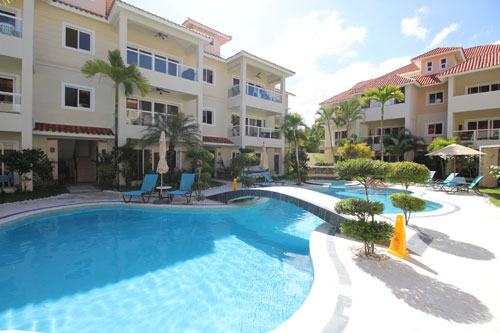 #2 Cabarete condo in gated community close to the beach