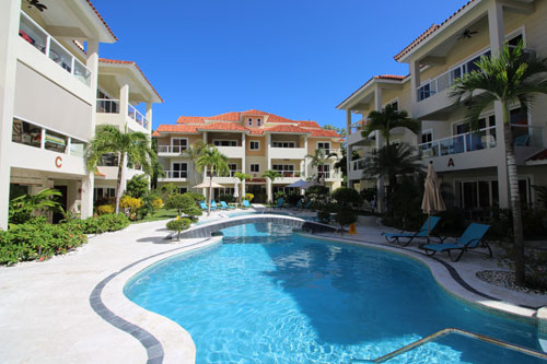 #3 Cabarete condo in gated community close to the beach