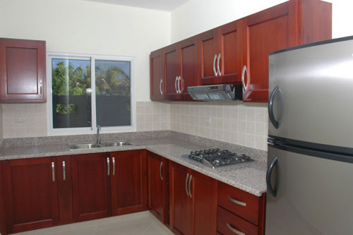 #4 Cabarete condo in gated community close to the beach