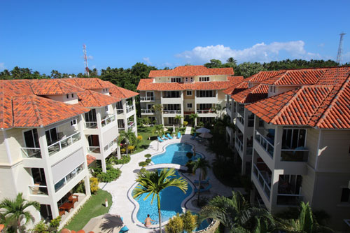 #8 Cabarete condo in gated community close to the beach