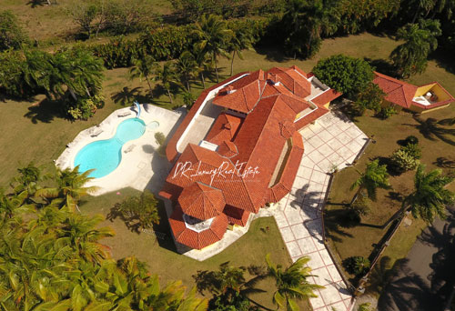 #1 Villa with 5 bedrooms inside Sea Horse Ranch