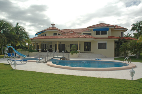 #6 Villa with 5 bedrooms inside Sea Horse Ranch
