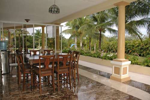 #8 Villa with 5 bedrooms inside Sea Horse Ranch